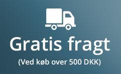 Billedresultat for gratis levering logo 500.-