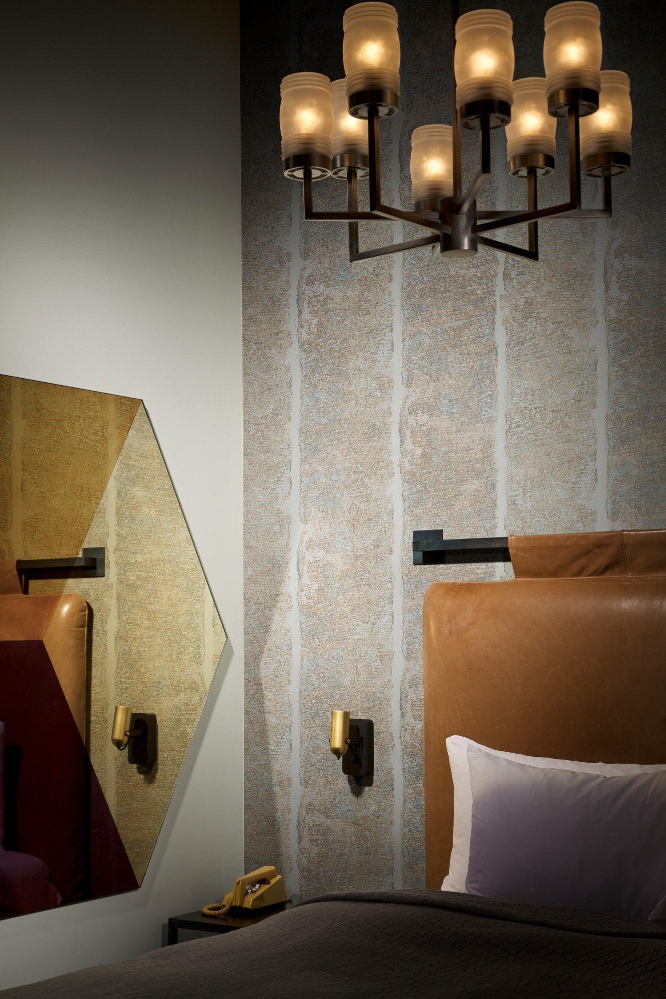 Rustic Panels Warm Beige