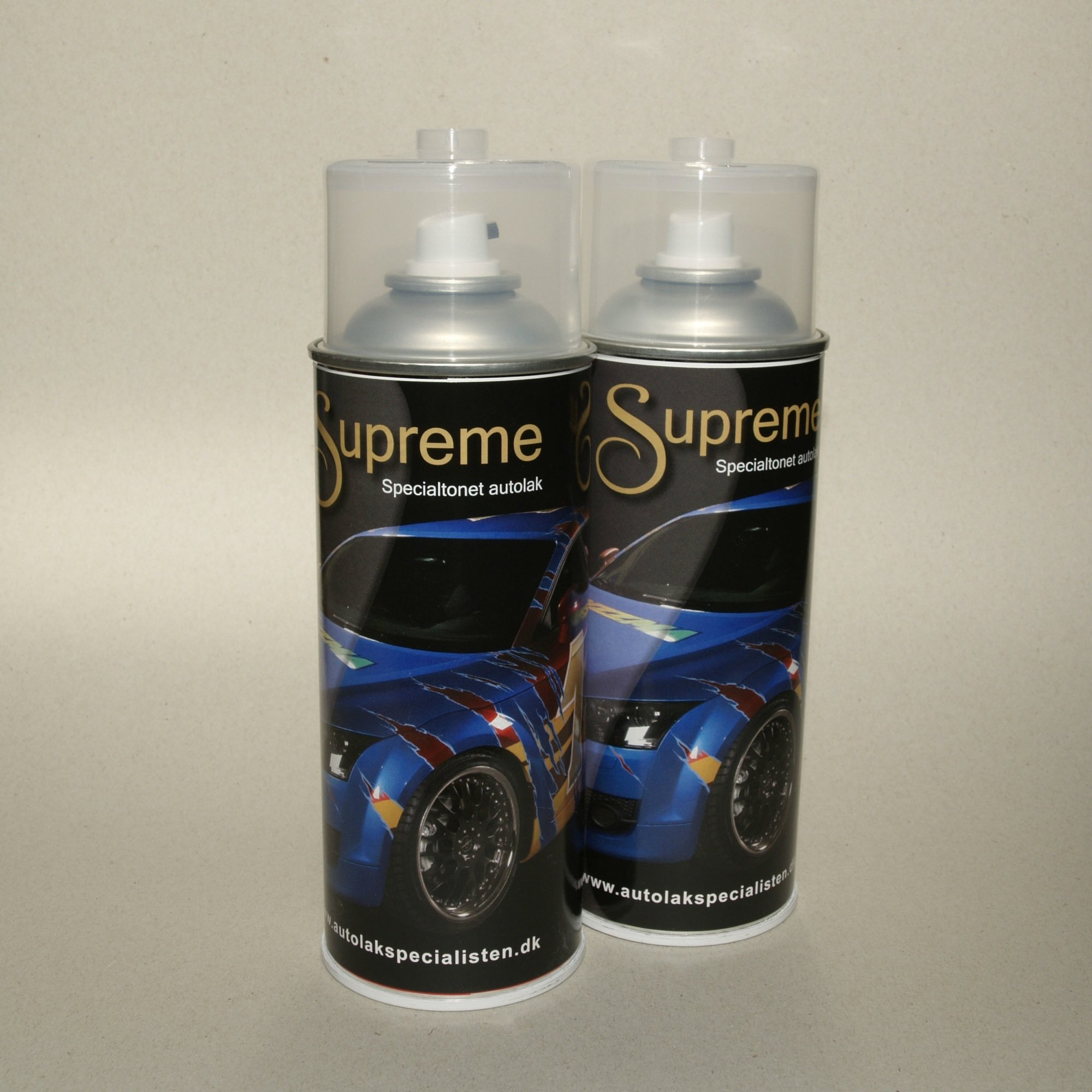 Supreme 2K mat sort spray