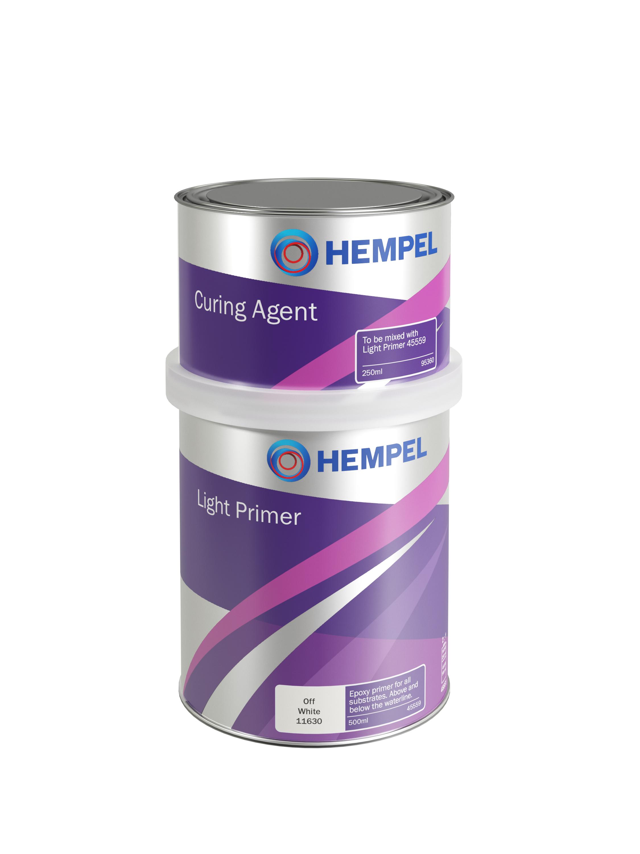 Hempel Light Primer Off White - 2,25 L