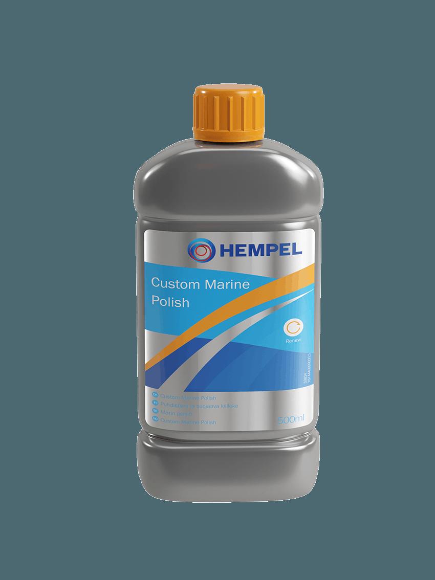 Custom marine polish