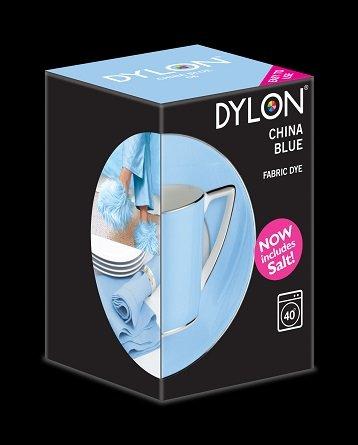 Dylon Maskinfarve (China Blue) All-in-1