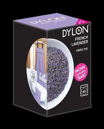 Dylon Maskinfarve (Lavendel) All-in-1