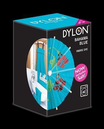 Dylon maskinfarve (bahama blue) All-in-1