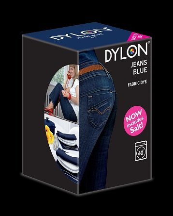 Dylon maskinfarve (jeans blue) All-in-1