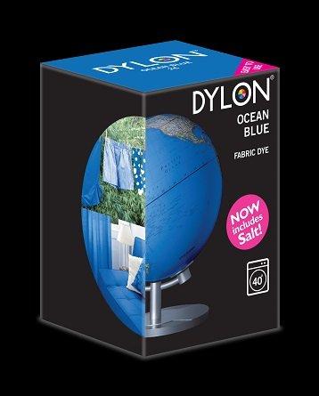 Dylon maskinfarve (ocean blue) All-in-1