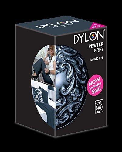 Dylon maskinfarve (pewter grey) All-in-1
