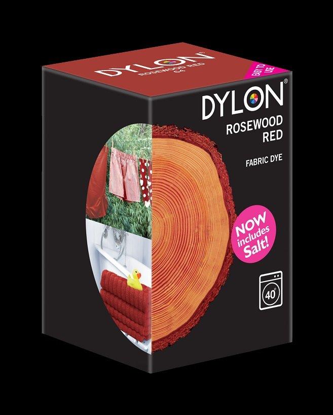 Dylon maskinfarve (rosewood red) All-in-1
