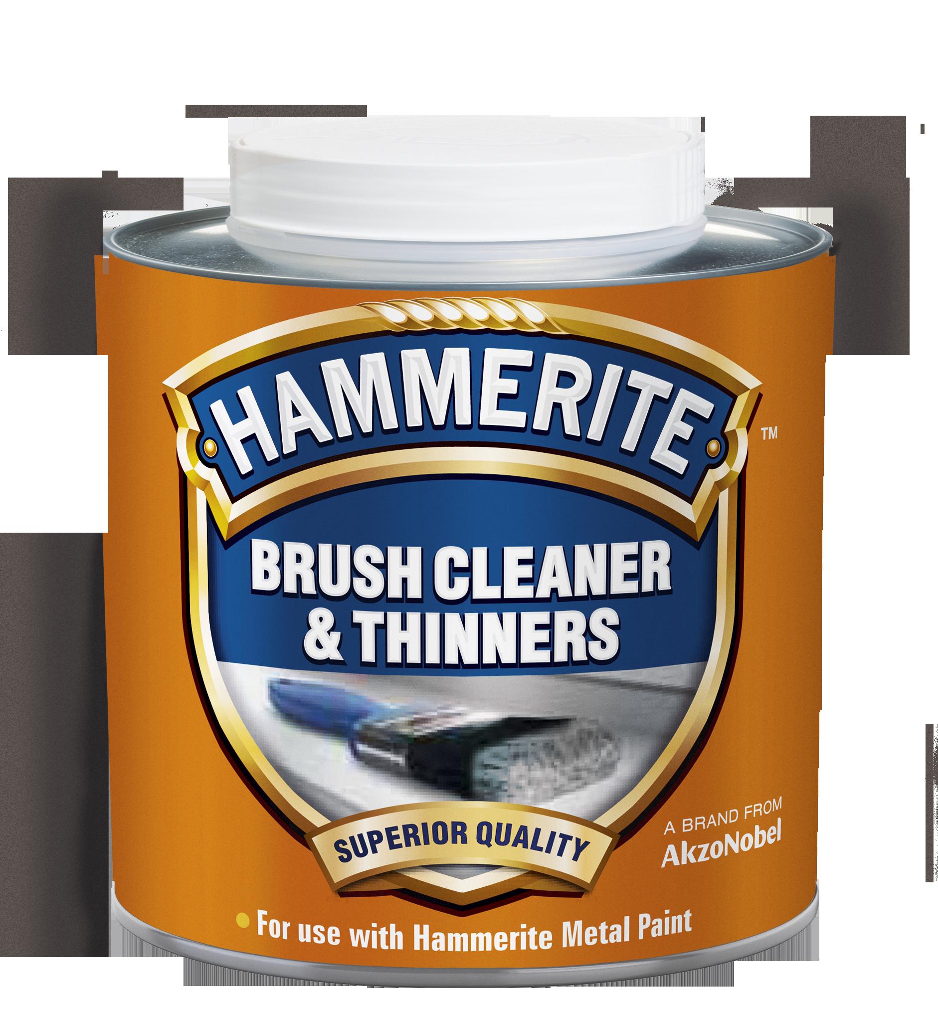 Hammerite fortynder og rens 250 ml