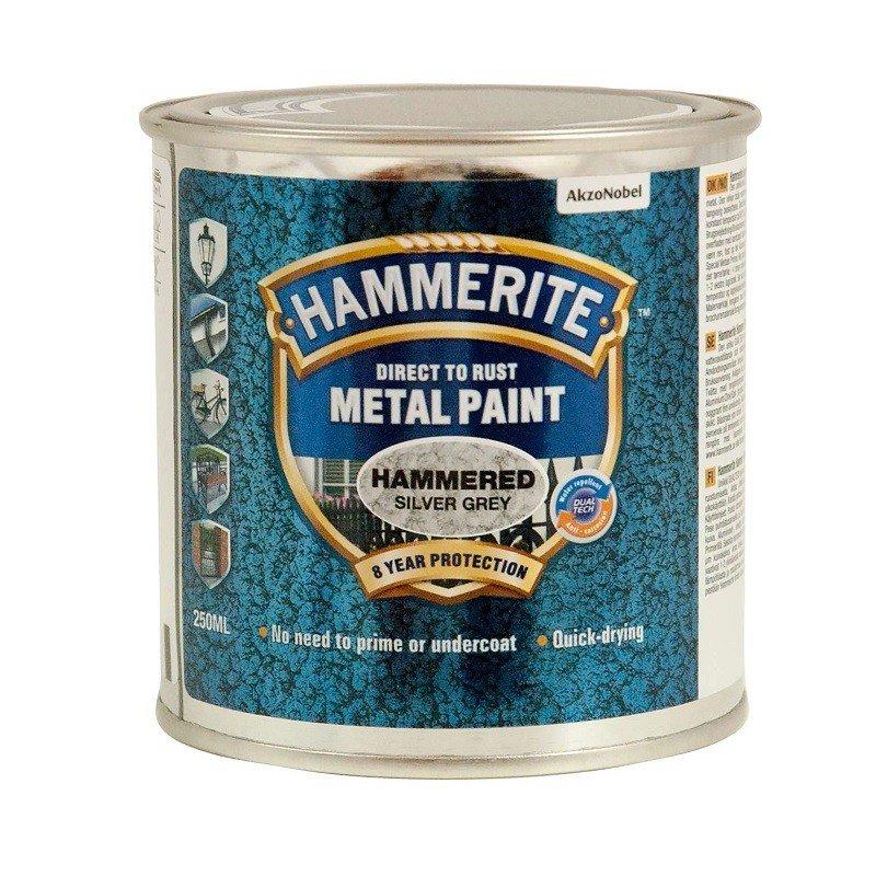 Hammerite hammer effekt 250 ml.