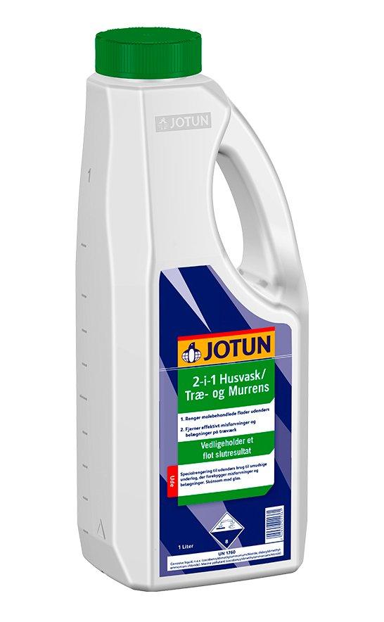 Jotun 2-i-1 Husvask/Træ og Murrens 1 L