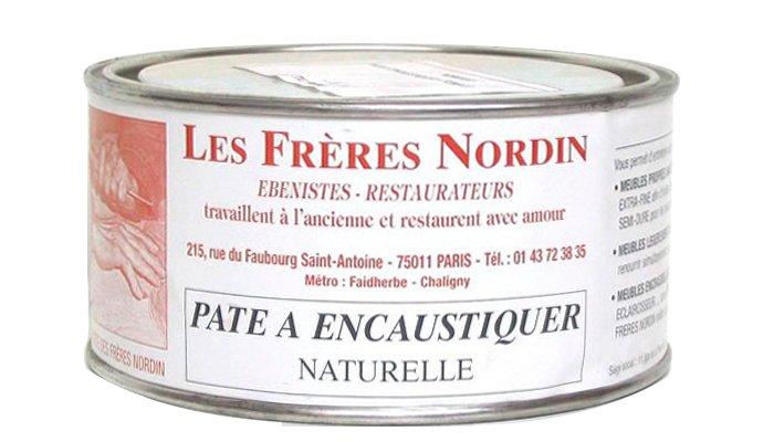 Les Frères Nordin - Special marmor-/stenvoks 250 ml