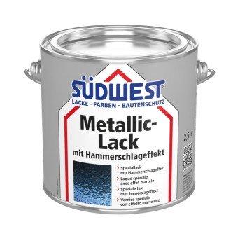 Südwest Metallic hammerlak blå (0022)