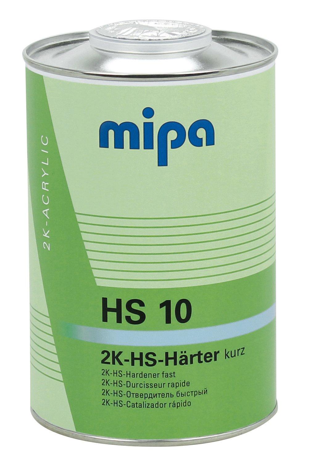 Mipa 2K Hærder kort 0,5 L