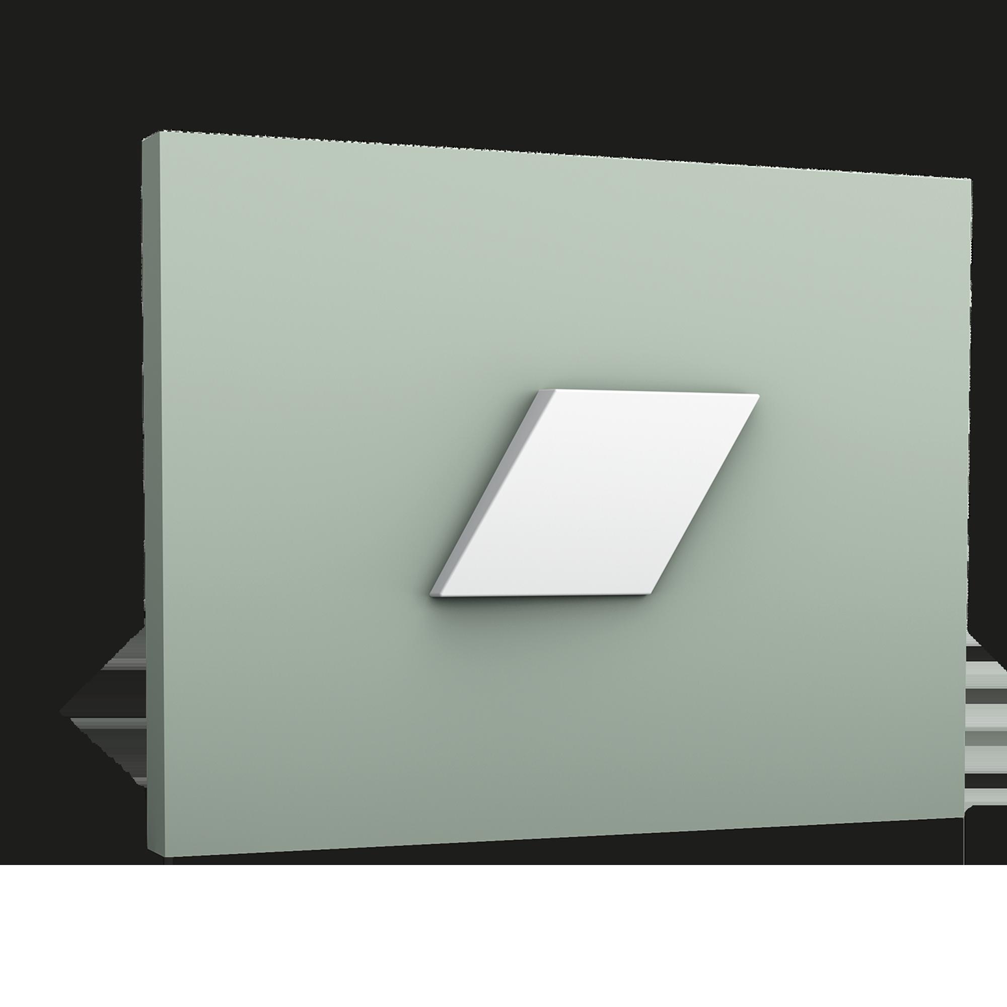 Orac Decor - W100 Duropolymer dørpanel