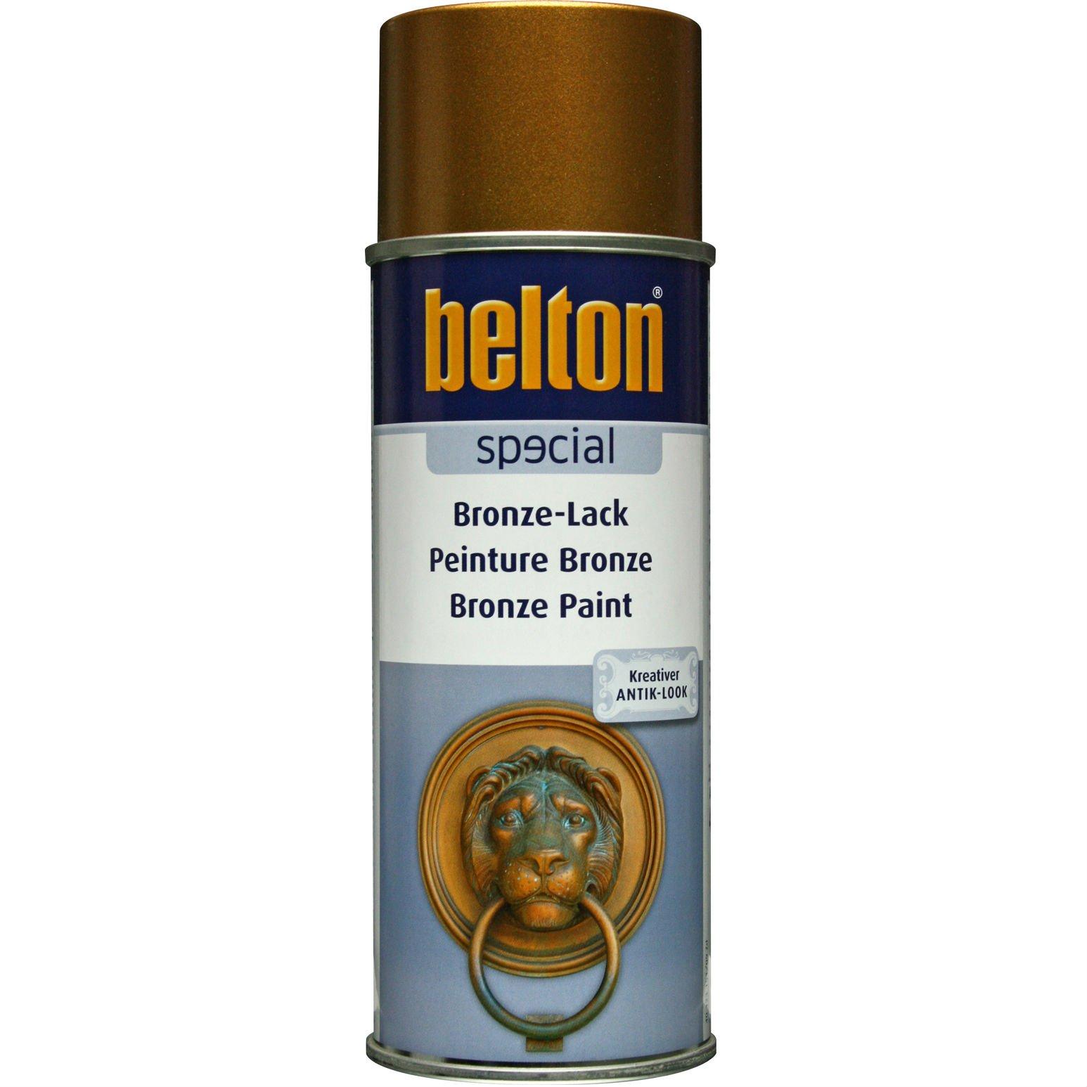 Belton bronzelak antikguld