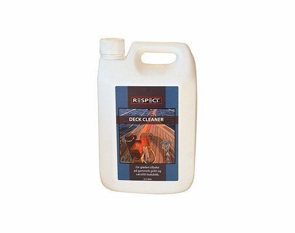 Respect Deck Cleaner 2,5L