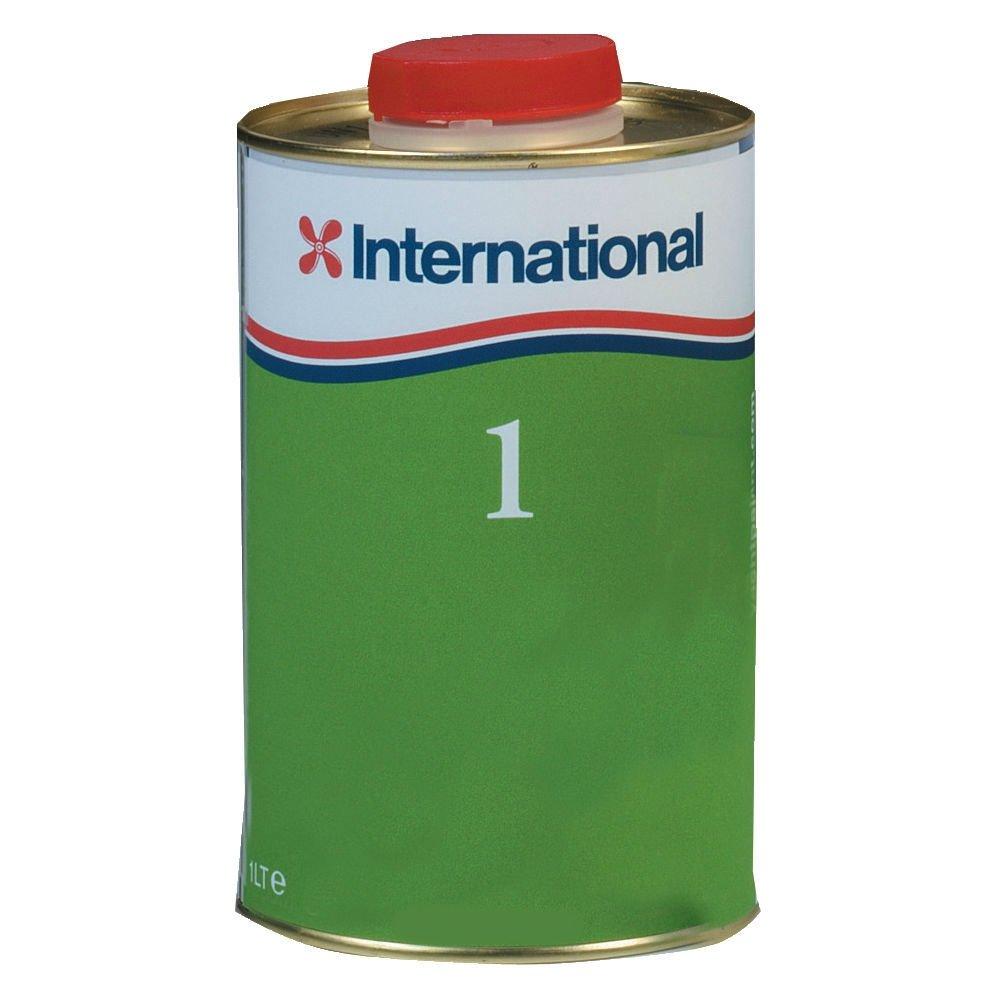 International fortynder nr. 1