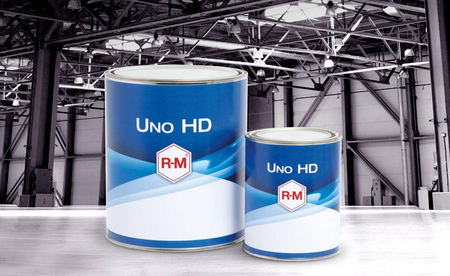 UNO HD 2K - alle farver