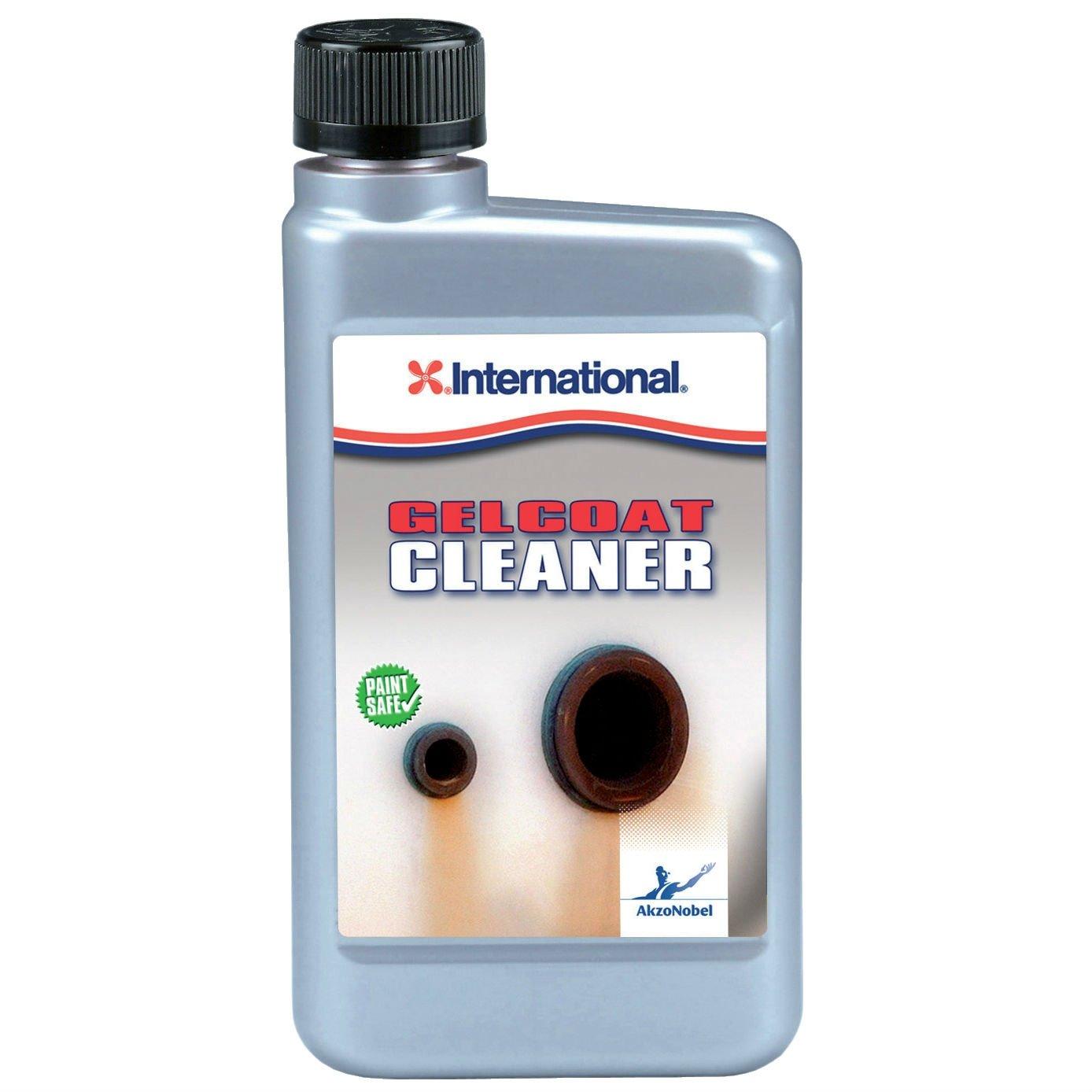Gelcoat cleaner