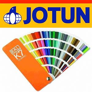 RAL farvekort