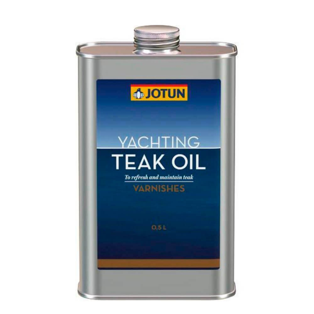 Yachting Teak Oil-0,5 ltr