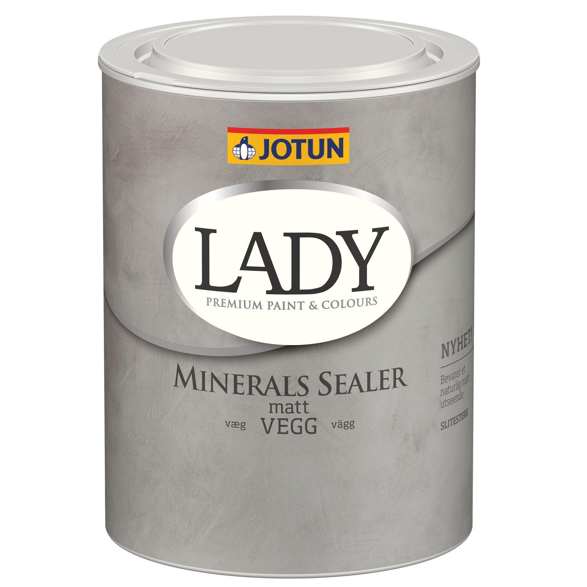 LADY Minerals Sealer