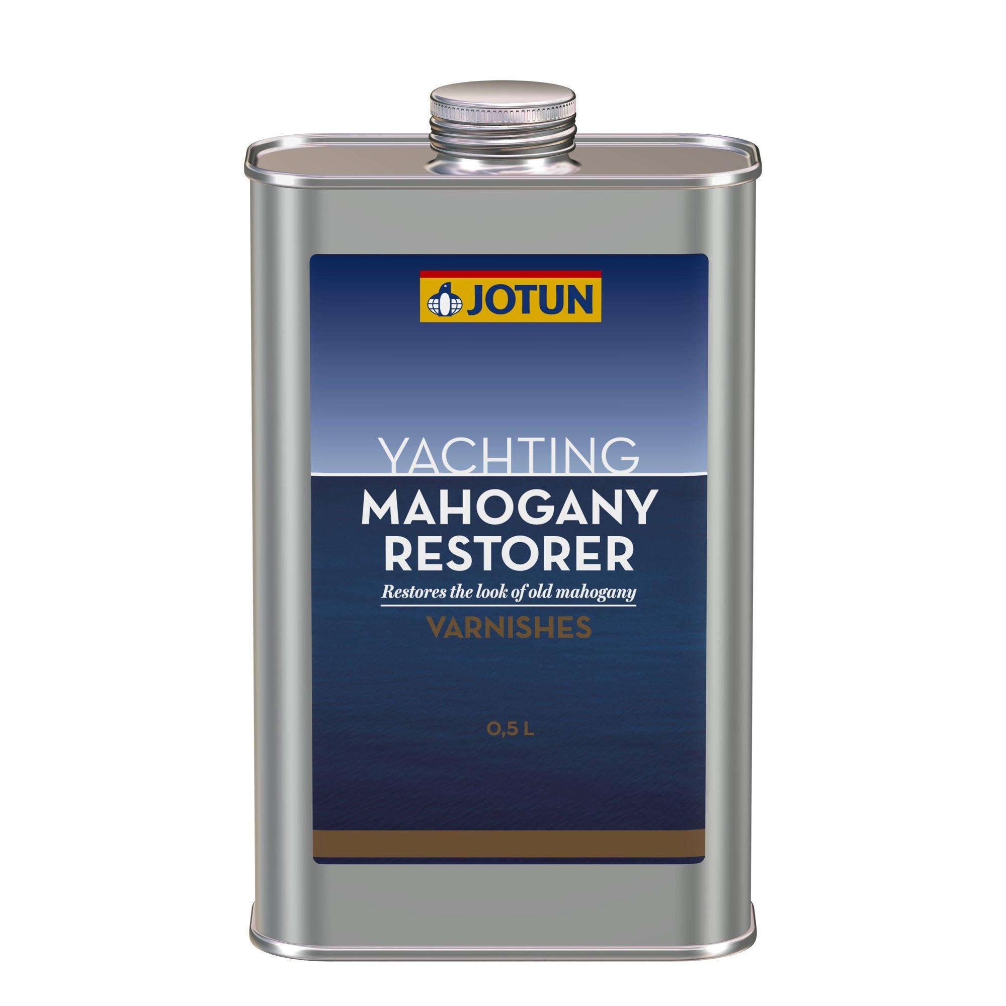 Yachting Mahogany Restorer-0,5 ltr