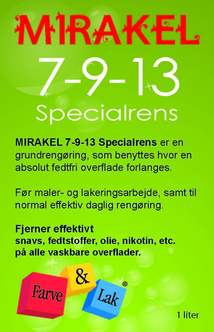 Malerrens Mirakel 7-9-13