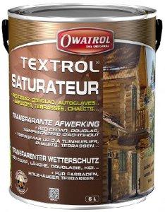 Owatrol Textrol Træolie 1 L gylden.