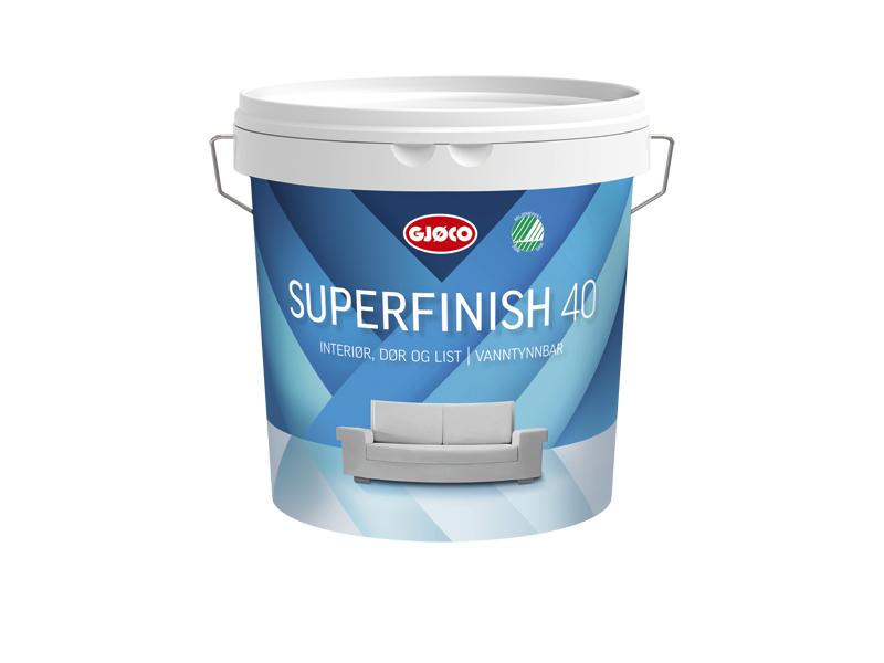 Gjøco Superfinish 40 2,7 L