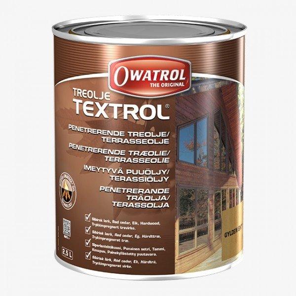 Textrol træolie / terrasseolie