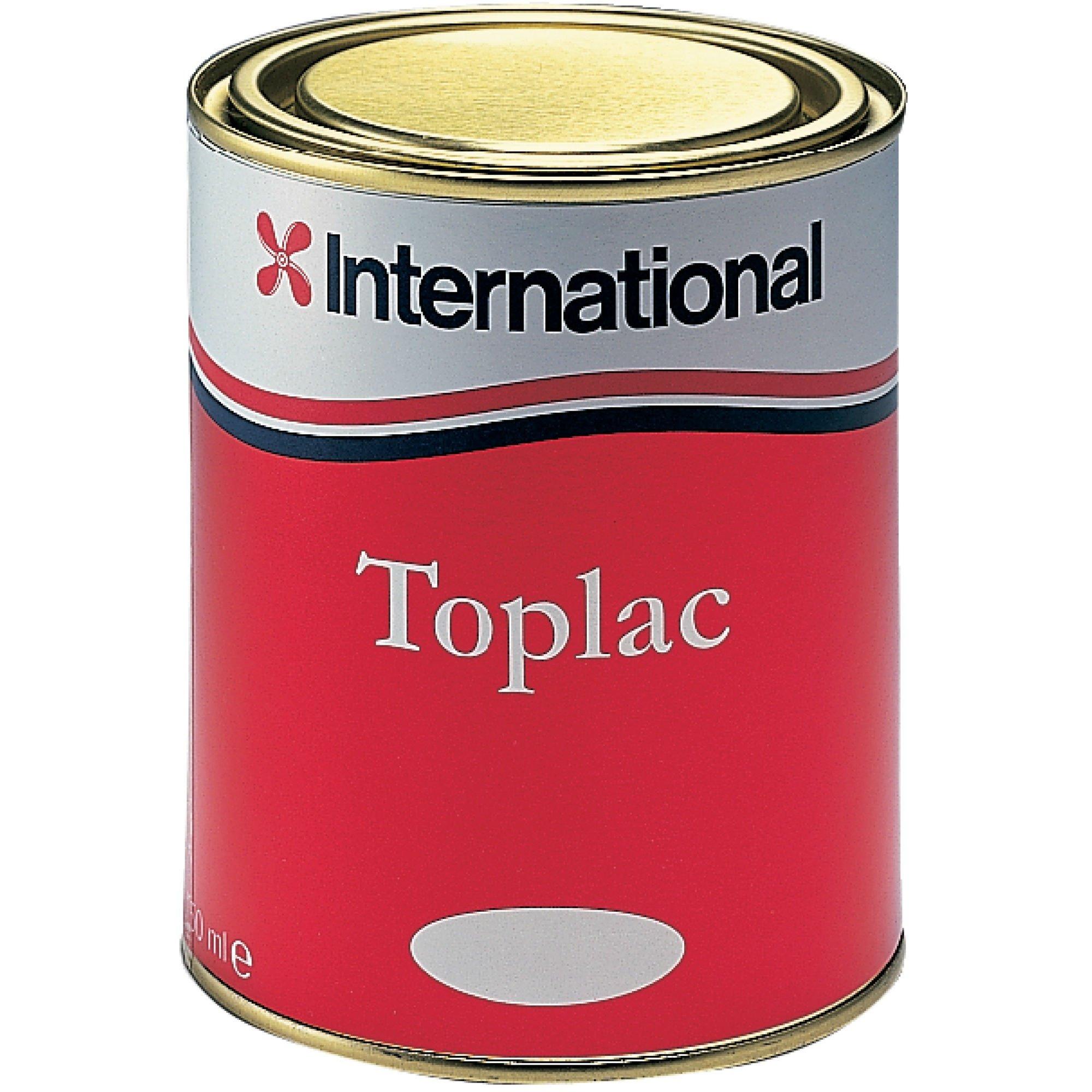 Toplac Hvid 001 - 2,5 L