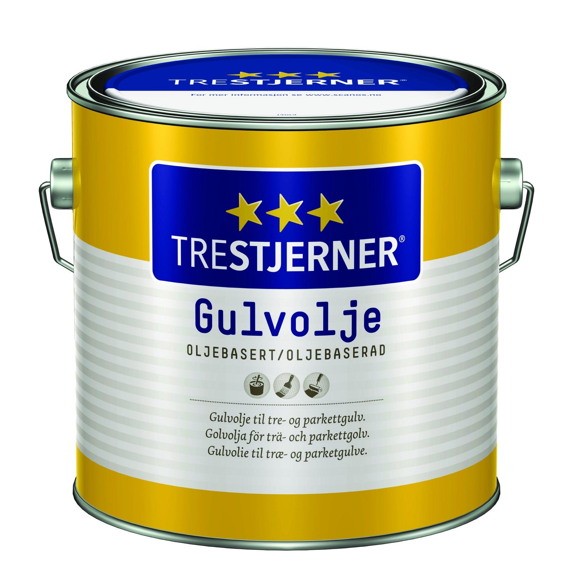 Trestjerner Gulvolie-2,7 L