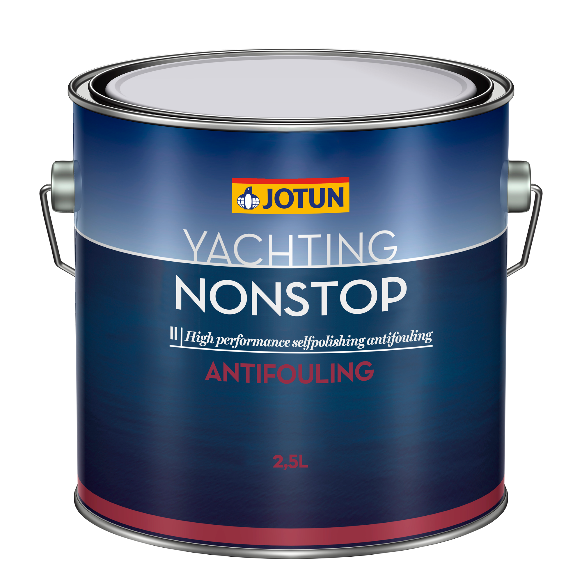 Yachting NonStop Sort-750 ml