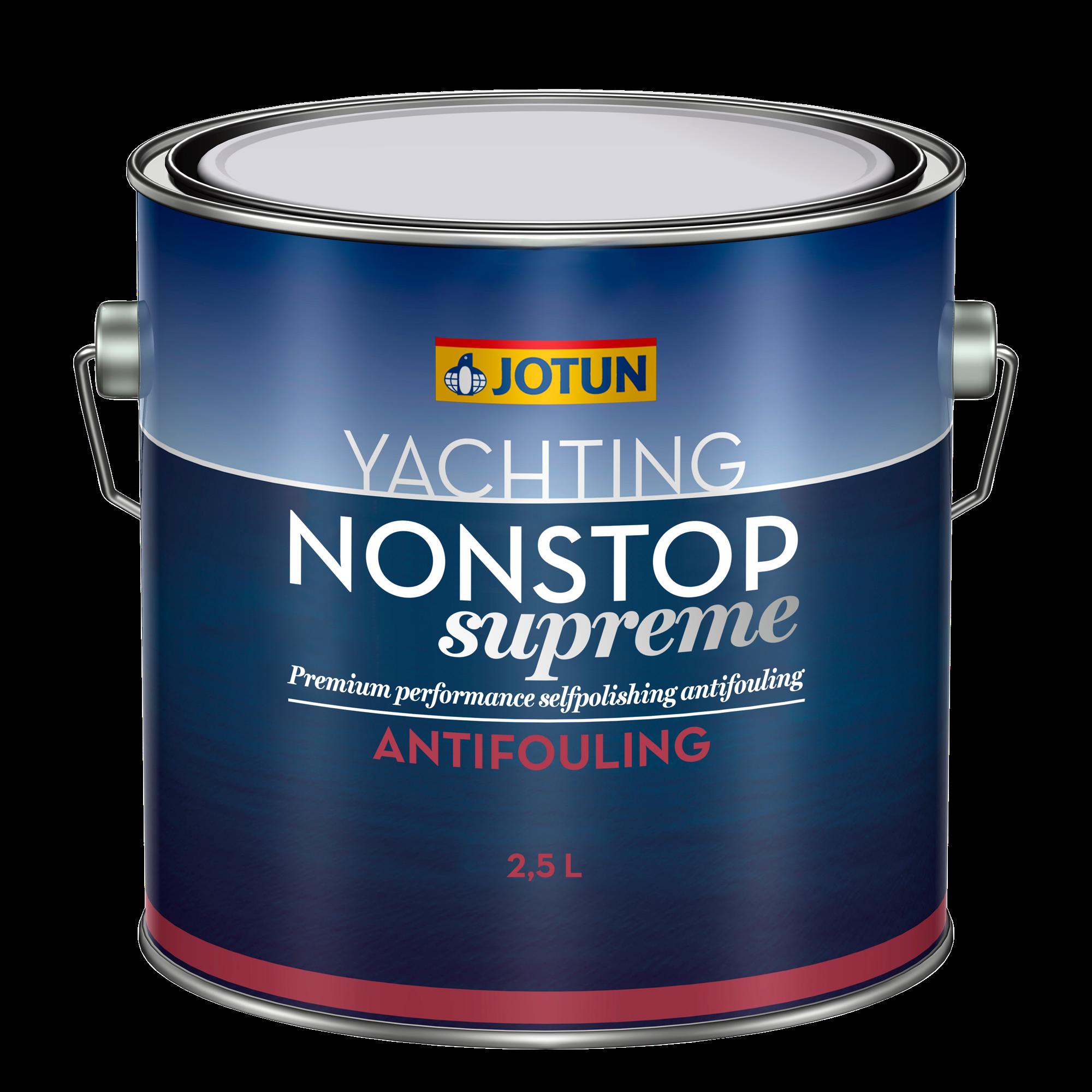 Yachting Nonstop Supreme Blå-750 ml