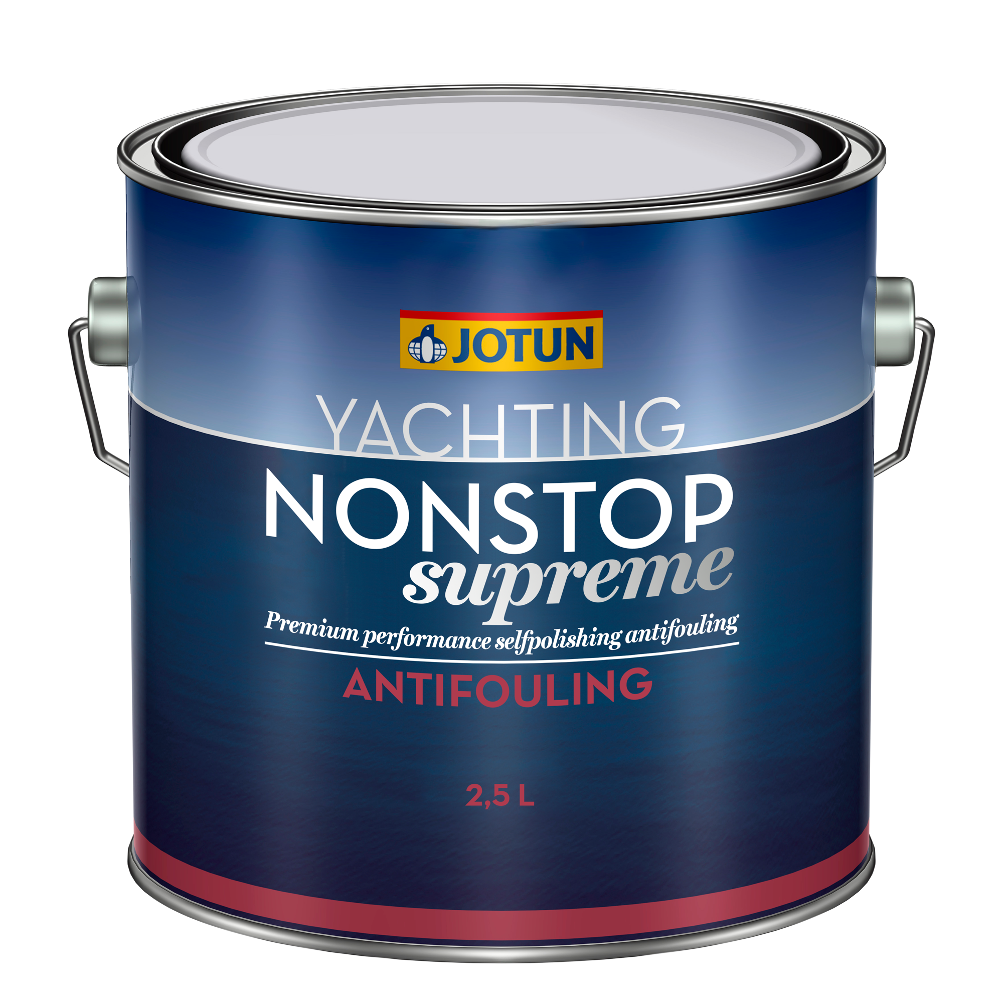 Yachting Nonstop Supreme Blå - 2,5 L