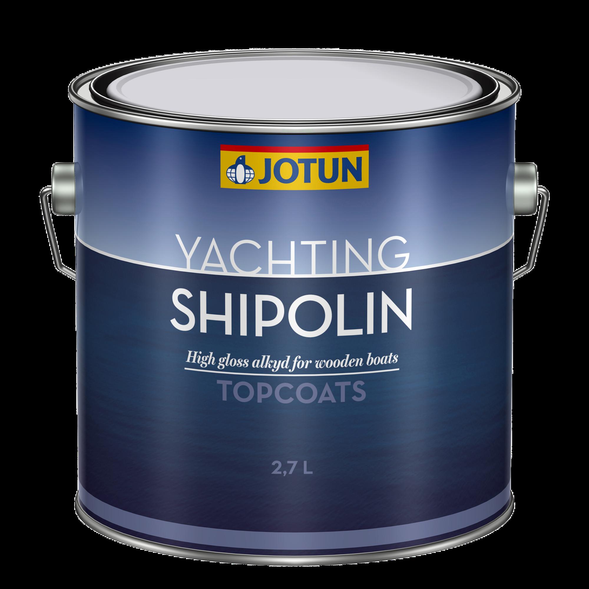 Yachting Shipolin hvid - 3 L