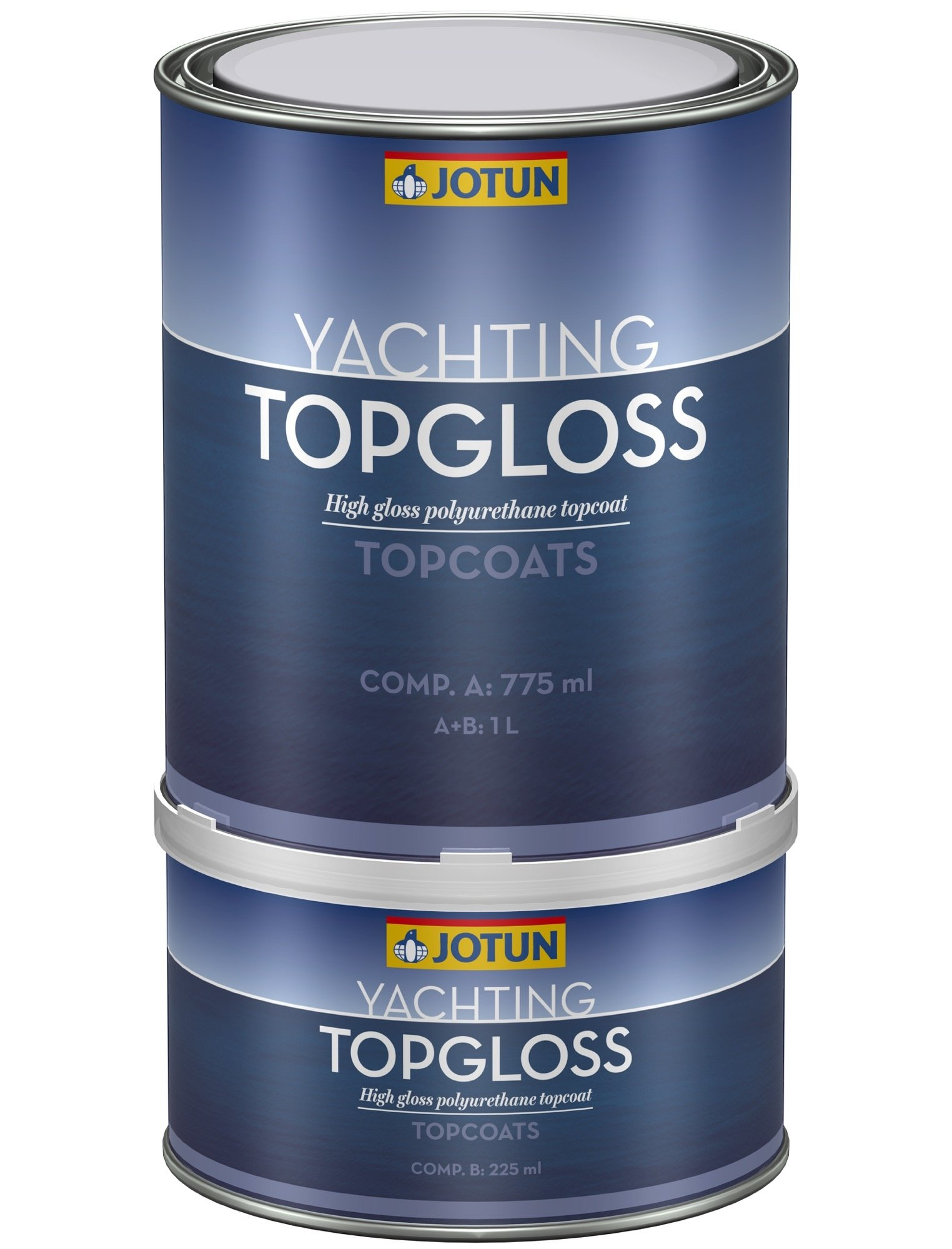 Yachting TopGloss - 6060 Orion Green - 1 L